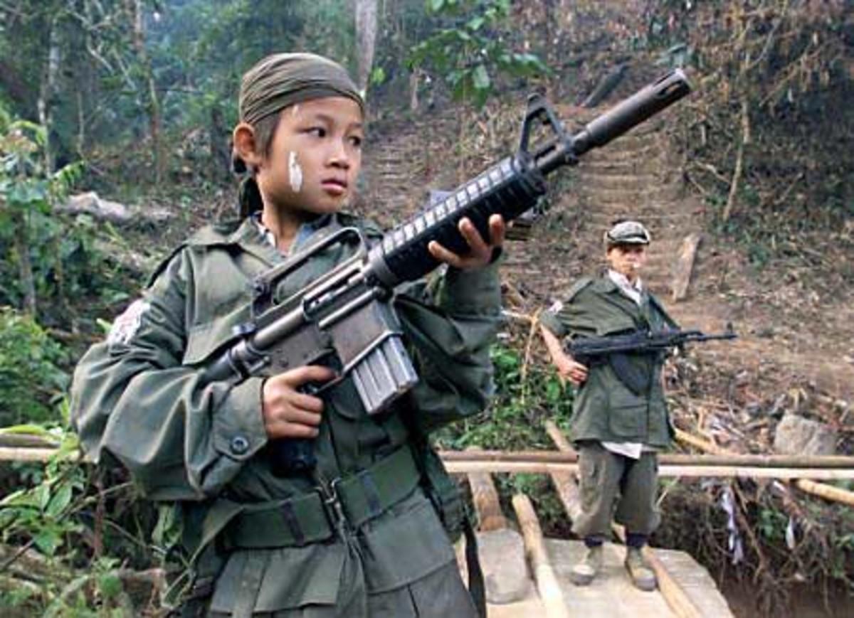 Ταϊλάνδη: Δυο νεκροί σε συμπλοκή ανταρτών με τον στρατό | Newsit.gr
