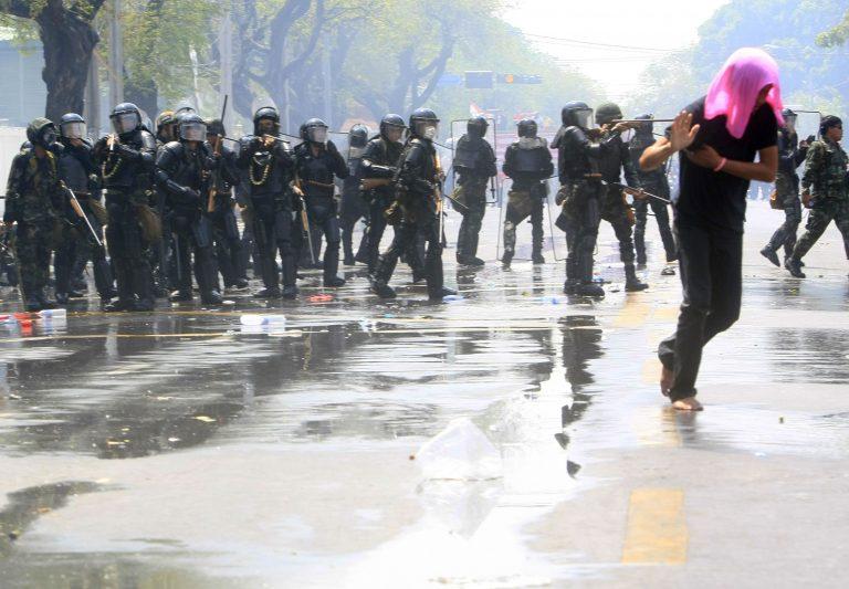 Επεισόδια στην Ταϋλάνδη | Newsit.gr