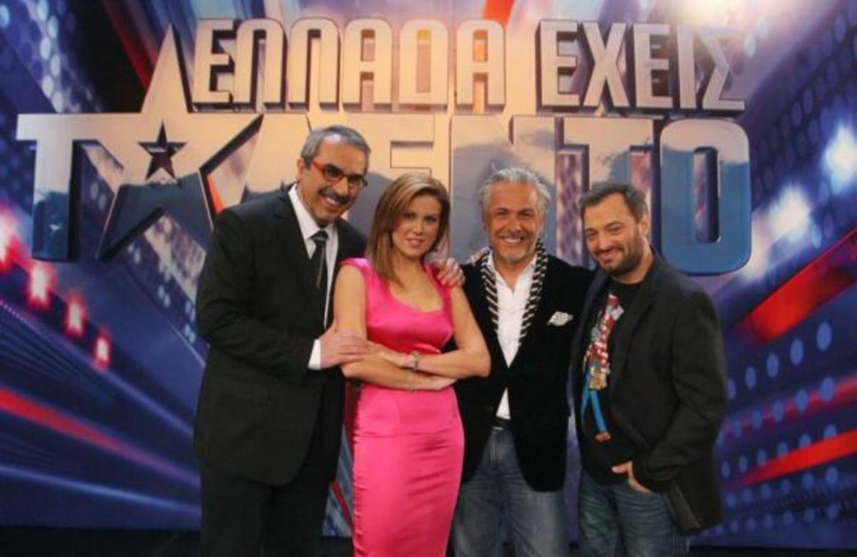 Απόψε η πρεμιέρα του «Ελλάδα έχεις ταλέντο» | Newsit.gr