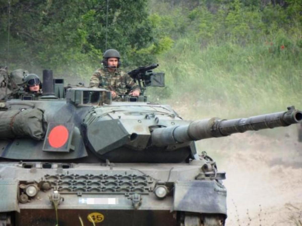 Δ΄Σώμα Στρατού: Η «αιχμή της λόγχης» δείχνει τι αξίζει! [pics] | Newsit.gr