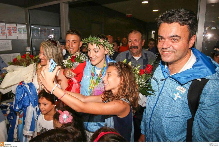 Άννα Κορακάκη: Καταπέλτης ο πατέρας της κατά του δημάρχου της Δράμας – Το γκρέμισε για να μην δουν πού προπονούμασταν! | Newsit.gr