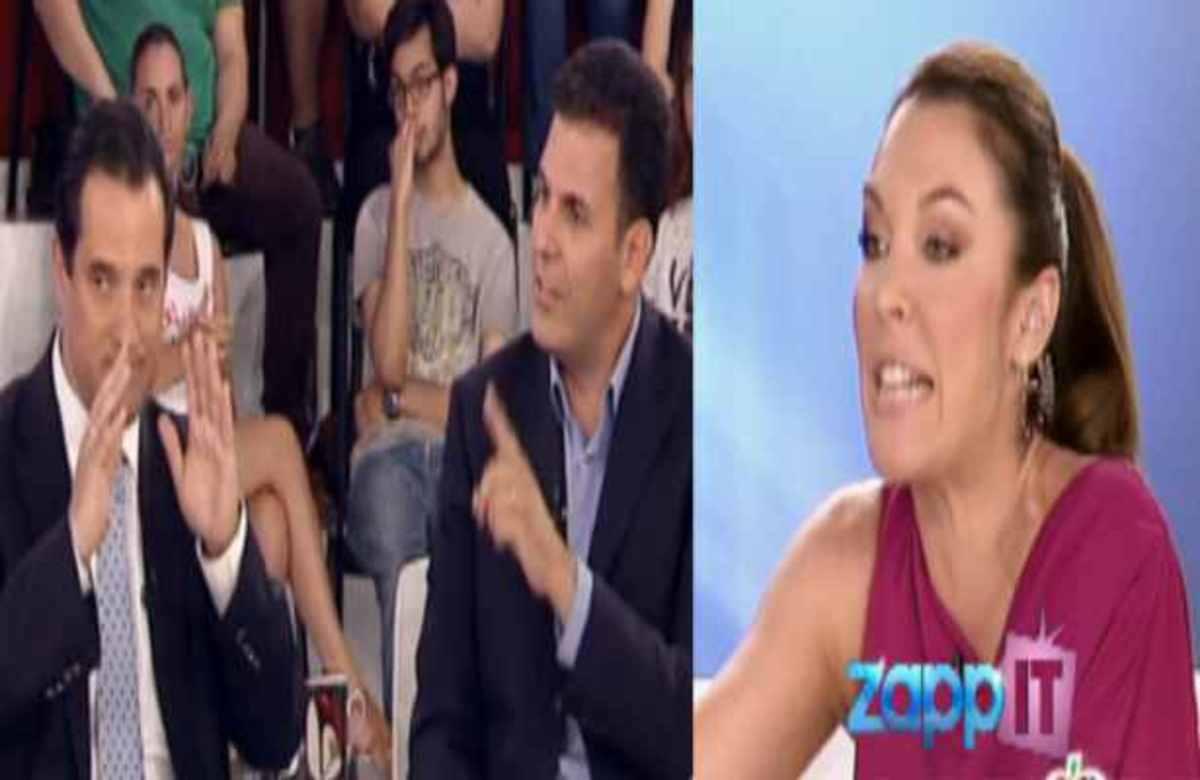 Το ξέσπασμα της Τατιάνας στην εκπομπή!   Newsit.gr