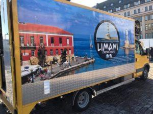 Τα Χανιά… στην κεντρική αγορά της Φινλανδίας! Χαμός με την ελληνική ταβέρνα [pics]