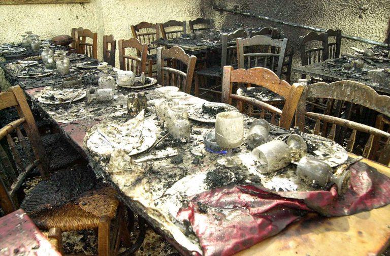 Χανιά: Ανατίναξαν φορτηγό και έκαψαν ταβέρνα! | Newsit.gr