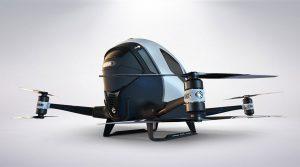Αυτό είναι το ιπτάμενο ταξί χωρίς οδηγό [pic]