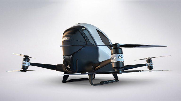 Αυτό είναι το ιπτάμενο ταξί χωρίς οδηγό [pic] | Newsit.gr