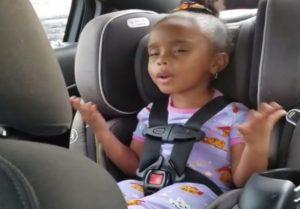 Ξεκαρδιστικό βίντεο θυμωμένης 5χρονης: Πού πήγε ο Ομπάμα;!