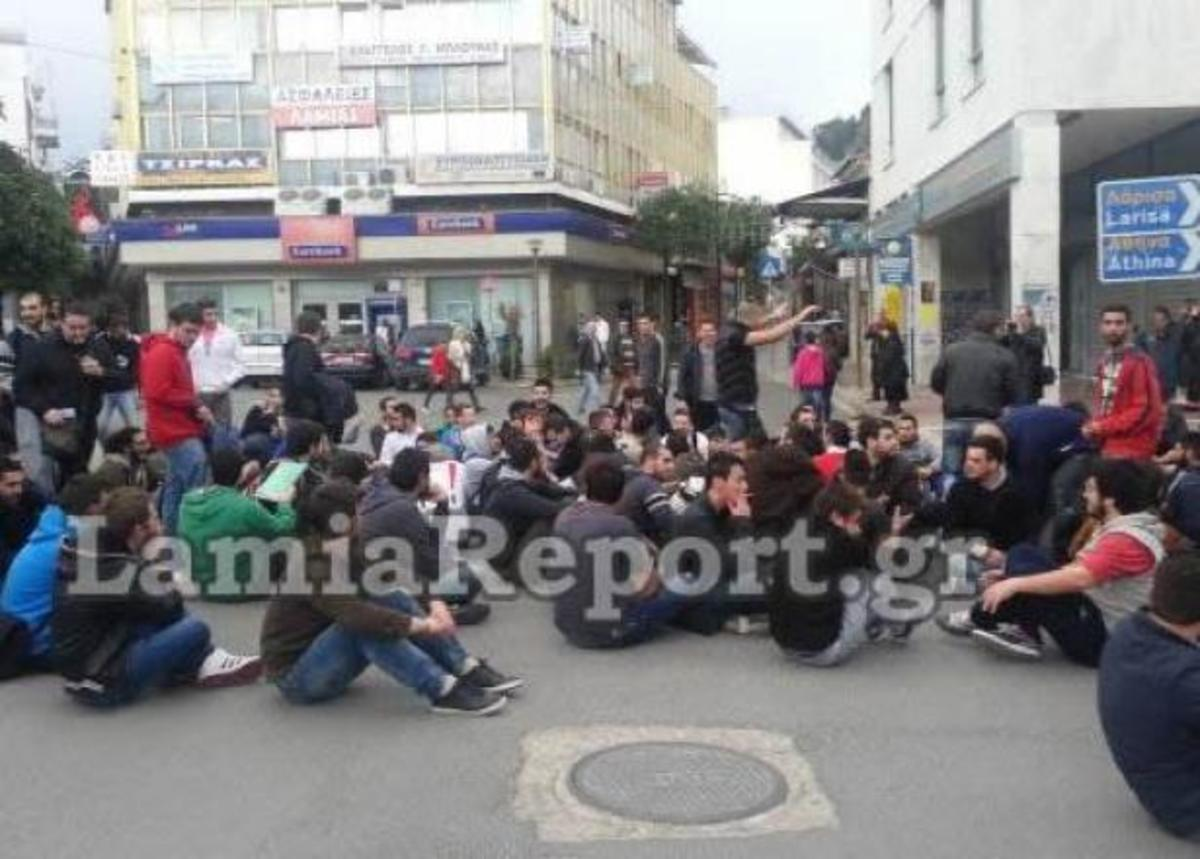 Λαμία: Στο δρόμο οι σπουδαστές του Τμήματος Ηλεκτρολογίας του ΤΕΙ – ΦΩΤΟ & ΒΙΝΤΕΟ | Newsit.gr