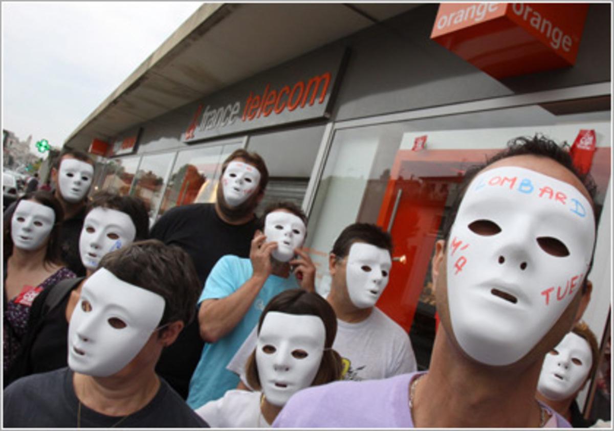 Νέα αυτοκτονία στη France Telecom   Newsit.gr