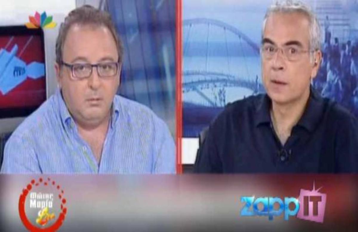 Η ΑΠΙΣΤΕΥΤΗ ΓΚΑΦΑ του σκηνοθέτη της εκπομπής «Κοινωνία Ώρα Mega»! | Newsit.gr