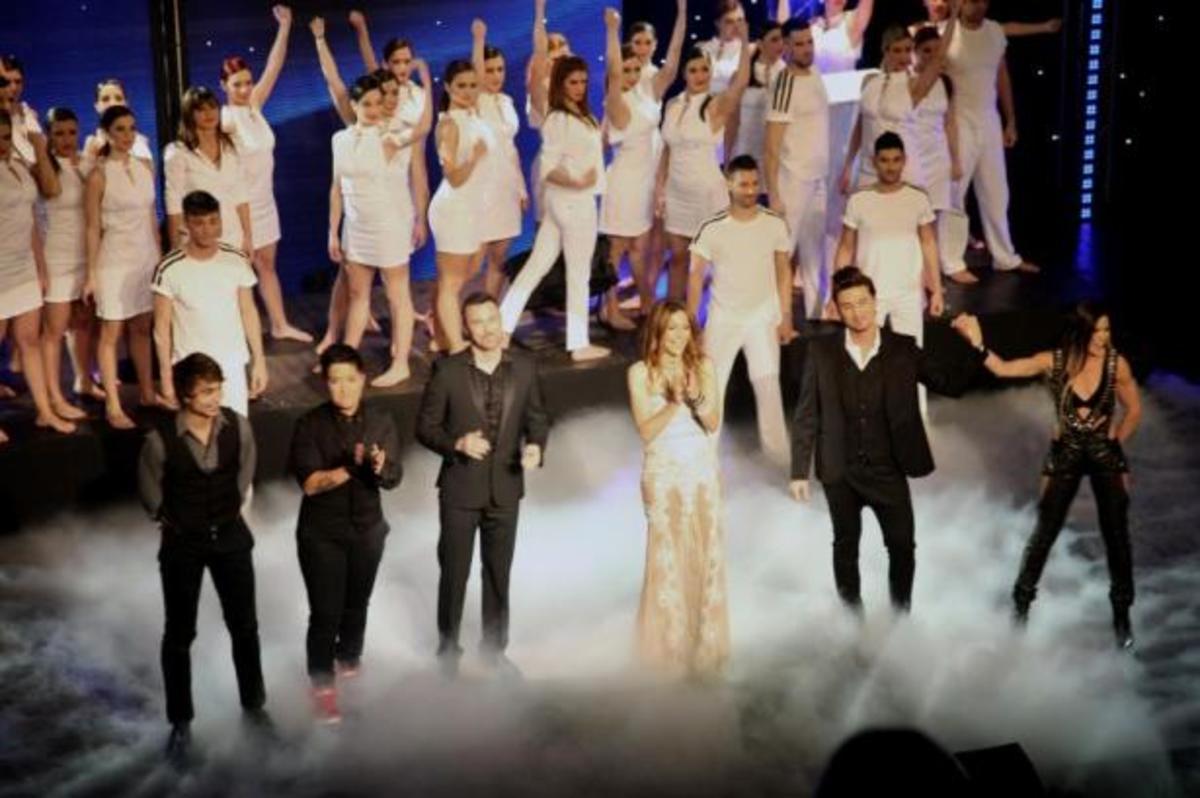 Πόσοι ψήφισαν φέτος στον ελληνικό τελικο της Eurovision ;   Newsit.gr