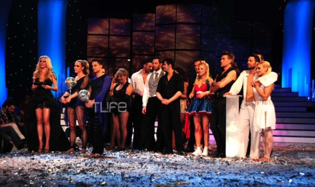 To TLIFE στα παρασκήνια του τελικού του Dancing! Φωτογραφίες | Newsit.gr