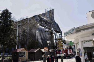 Τουρκία: Περιμένουμε απαντήσεις για τη φωτιά το τέμενος