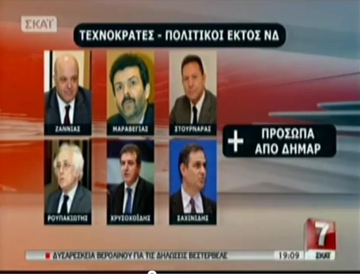 Ποιοί περιμένουν να γίνουν υπουργοί – Τα σενάρια για τεχνοκράτες στη νέα κυβέρνηση | Newsit.gr