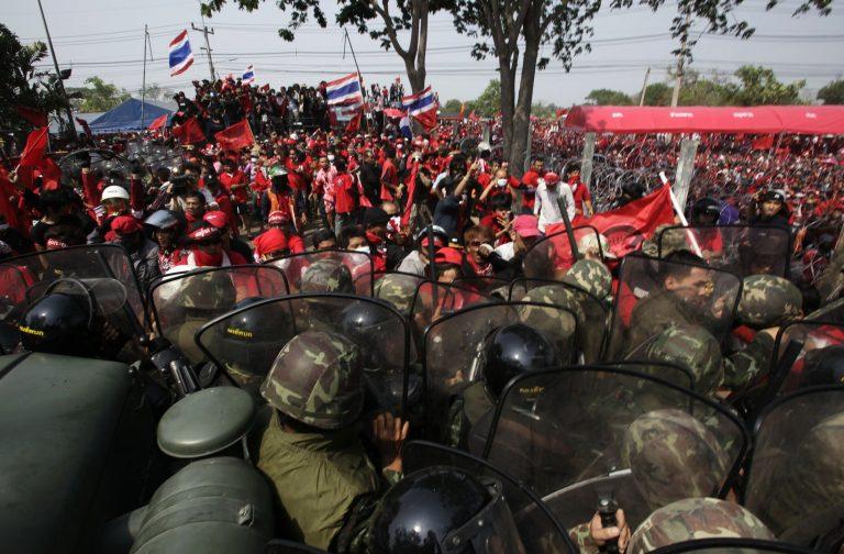 Ένταση και επεισόδια στην Ταϊλάνδη | Newsit.gr
