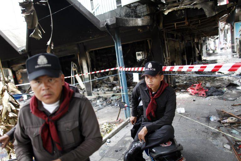 Ταϊλάνδη: Τέλος στην απαγόρευση κυκλοφορίας   Newsit.gr