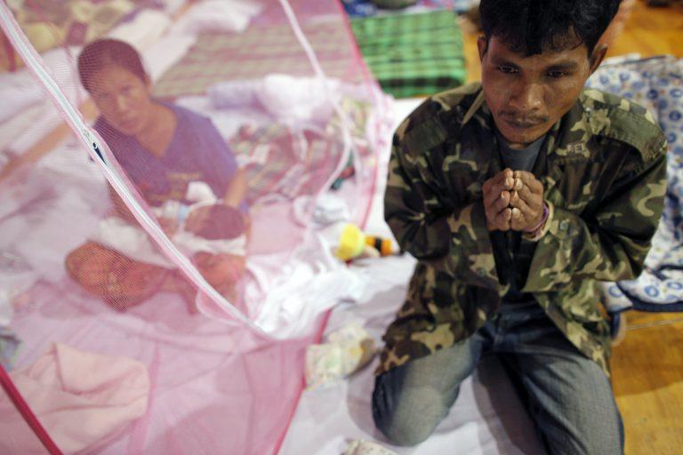 Σε ζώνη κρίσιμης καταστροφής το μεγαλύτερο μέρος της Ταϊλάνδης   Newsit.gr