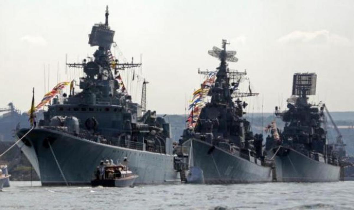 Ανεβαίνει το θερμόμετρο μεταξύ Ρωσίας – Ουκρανίας – Σε ετοιμότητα ο ρωσικός στόλος στη Μαύρη Θάλασσα | Newsit.gr