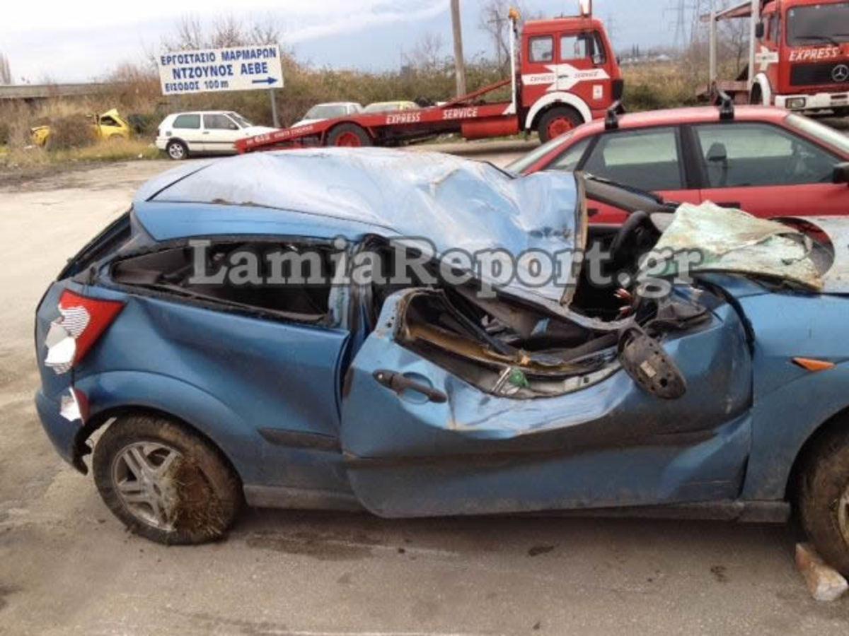 Φθιώτιδα: Μακελειό στην άσφαλτο με »2» νεκρούς -Ο ένας απανθρακώθηκε! | Newsit.gr