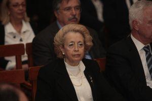 Η πρώτη αντίδραση της Β. Θάνου μετά τη μήνυση του Βγενόπουλου για δωροληψία