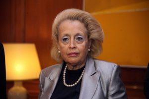 «Πόλεμος» της πρώην πρωθυπουργού με τον Ισίδωρο Ντογιάκο!