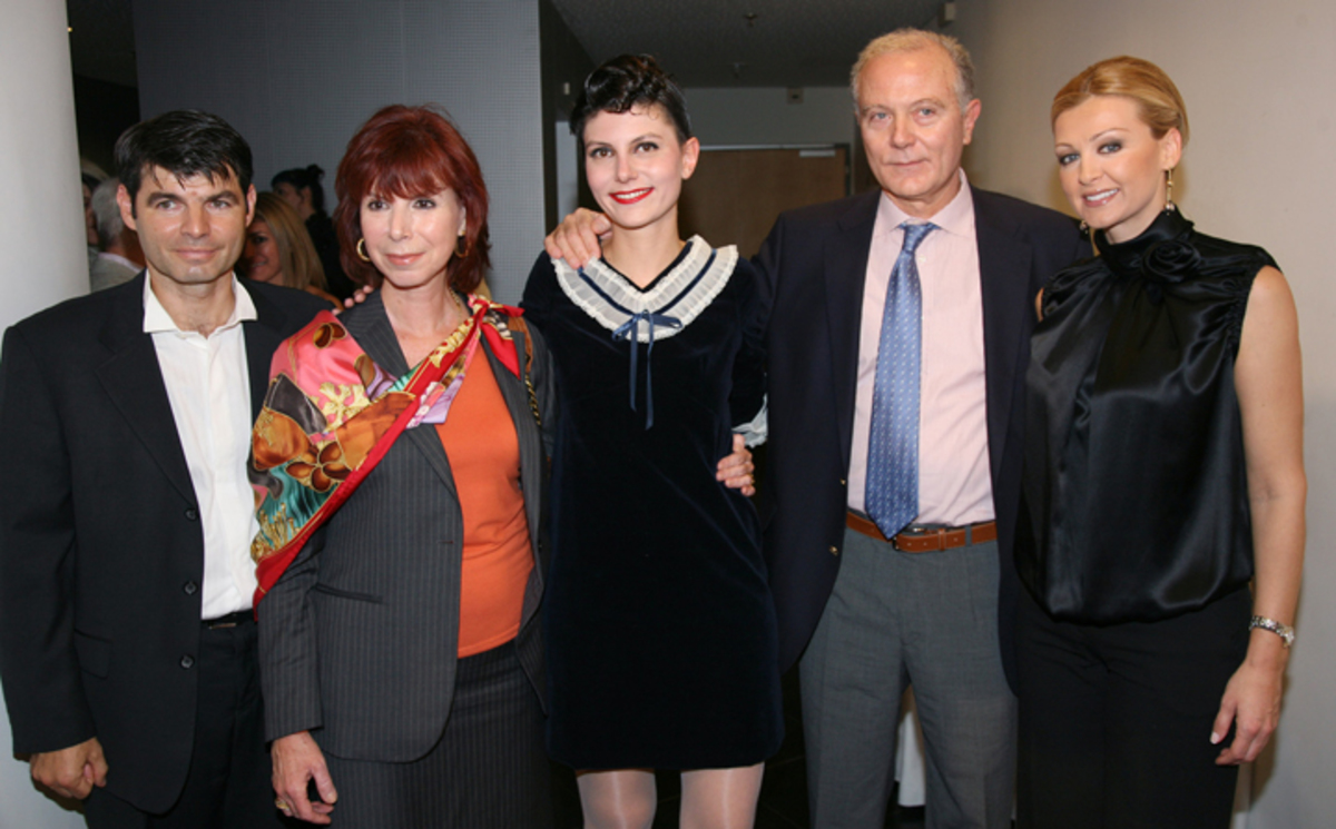 Η κόρη του Διοικητή της Τράπεζας της Ελλάδας και η μόδα! | Newsit.gr