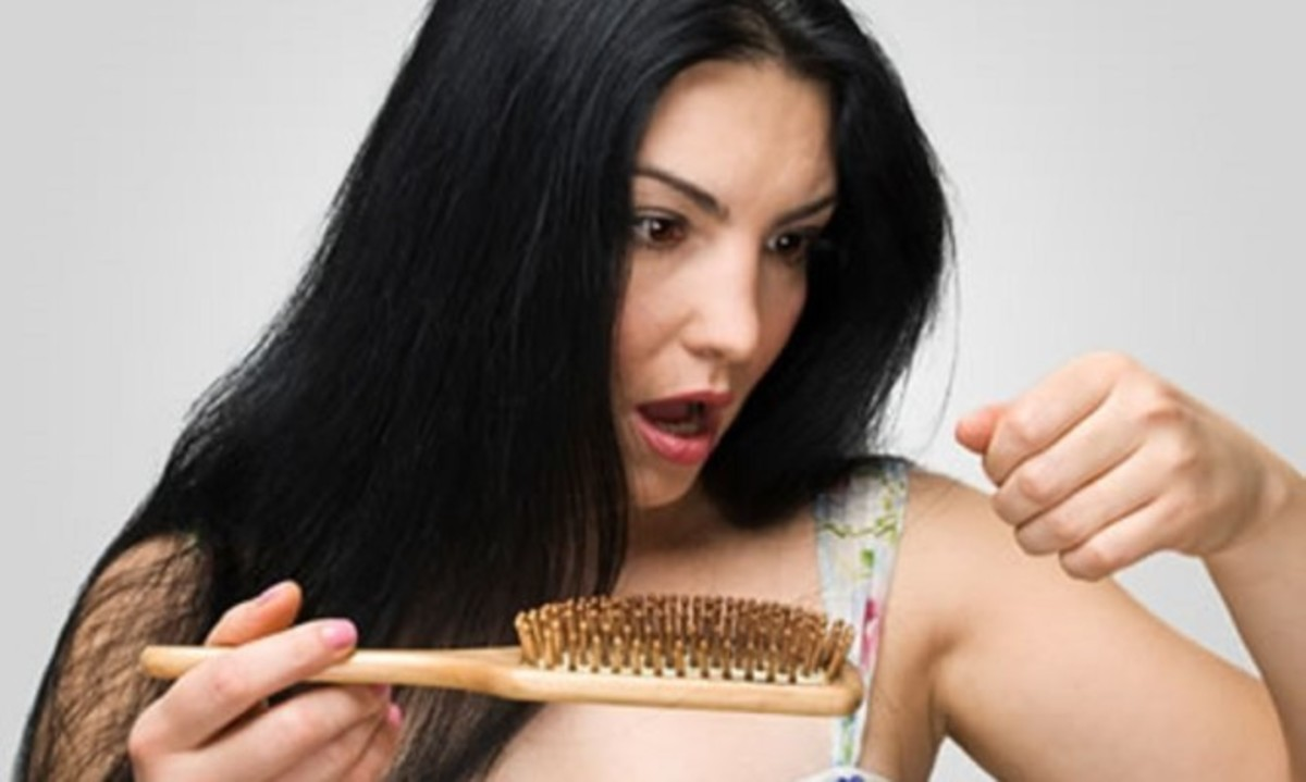 Πότε η απώλεια μαλλιών οφείλεται σε άγχος και στρες | Newsit.gr