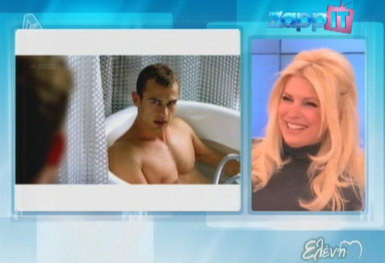 Η Ελένη κοκκίνησε στο φλερτ του Theo!   Newsit.gr