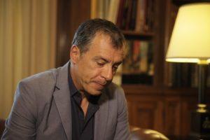 Στ. Θεοδωράκης στο Focus: Ο Τσίπρας πρέπει να φύγει