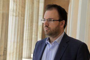 Θεοχαρόπουλος: Ίσως είμαι κι εγώ υποψήφιος για τον «νέο φορέα» της κεντροαριστεράς