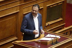 «Ναι» στον εκλογικό νόμο ο Θεοχαρόπουλος – «Αναβρασμός» στη Δημοκρατική Συμπαράταξη ΠΑΣΟΚ – ΔΗΜΑΡ