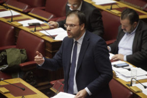 Θεοχαρόπουλος: Η κυβέρνηση ΣΥΡΙΖΑ/ΑΝΕΛ ευθύνεται για τη διαπραγμάτευση – πανωλεθρία για τη χώρα