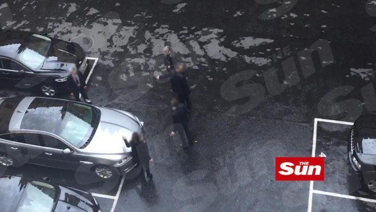 Video ντοκουμέντο: Η τρομοκρατημένη Τερέζα Μέι φυγαδεύεται από τη Βουλή | Newsit.gr