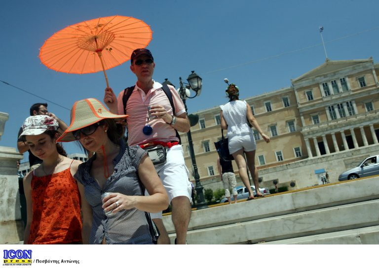 Υψηλές θερμοκρασίες το Σαββατοκύριακο   Newsit.gr