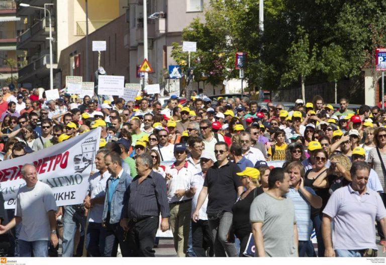 Διαδηλώσεις οργισμένων πολιτών από την Κρήτη μέχρι τη Θεσσαλονίκη – ΦΩΤΟ & ΒΙΝΤΕΟ | Newsit.gr