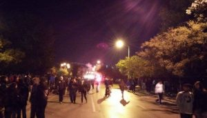 17 Νοέμβρη 2015: Ένταση στην πορεία της Θεσσαλονίκης – ΦΩΤΟ & ΒΙΝΤΕΟ