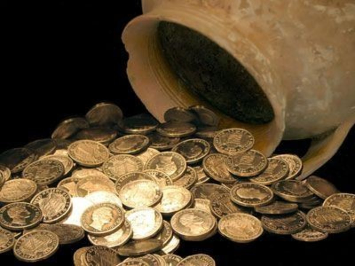Θεσσαλονίκη: Ό,τι λάμπει δεν είναι χρυσός – Οι λίρες που αγόραζε ήταν κάλπικες! | Newsit.gr