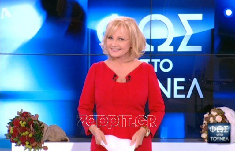 Τι τηλεθέαση έκανε η Αγγελική Νικολούλη στην πρεμιέρα της; | Newsit.gr