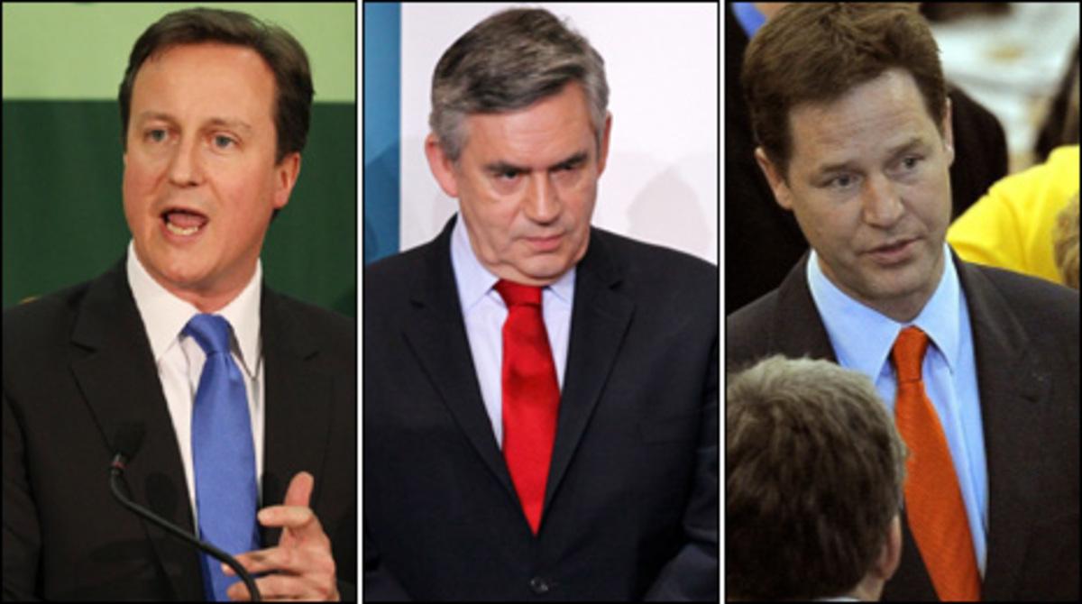 Πολιτική αστάθεια στην Βρετανία – Πρόταση Κάμερον για συνεργασία στους Φιλελευθέρους | Newsit.gr