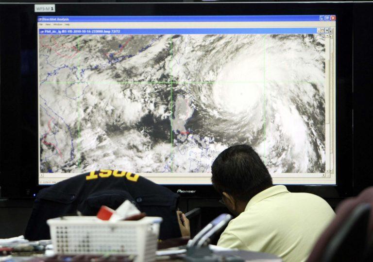 Η τροπική καταιγίδα Λι έφθασε στις ακτές της Λουιζιάνας | Newsit.gr