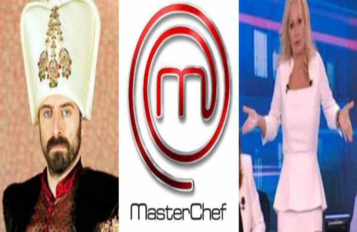 Σουλειμάν – Φως στο τούνελ – Master Chef! Σκληρός τηλεοπτικός ανταγωνισμός! | Newsit.gr