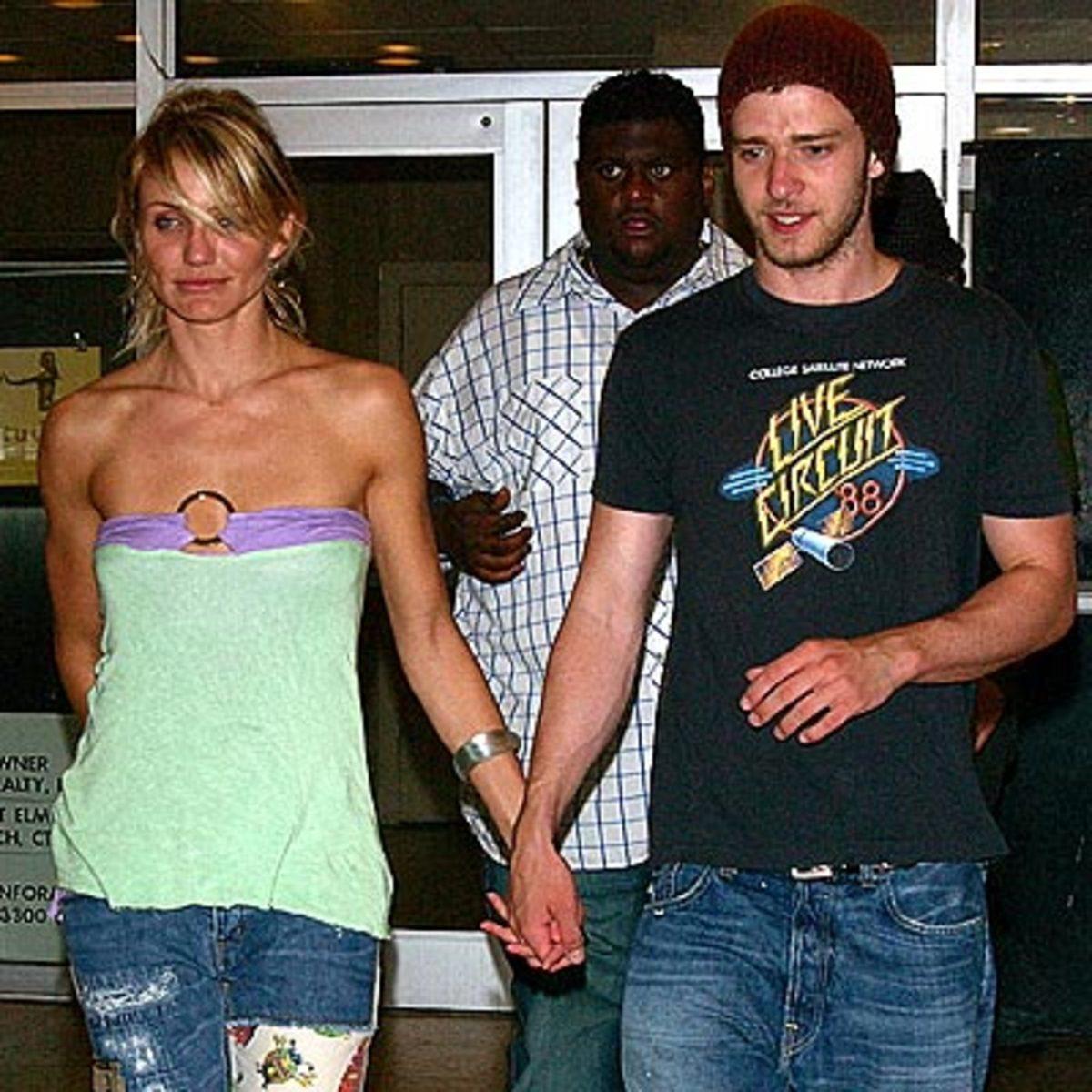 Επανασύνδεση του Timberlake και της Diaz | Newsit.gr