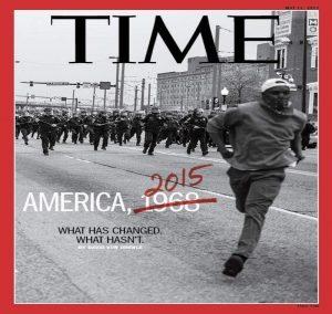 Το TIME μόλις κυκλοφόρησε το ιστορικό εξώφυλλο της ημέρας