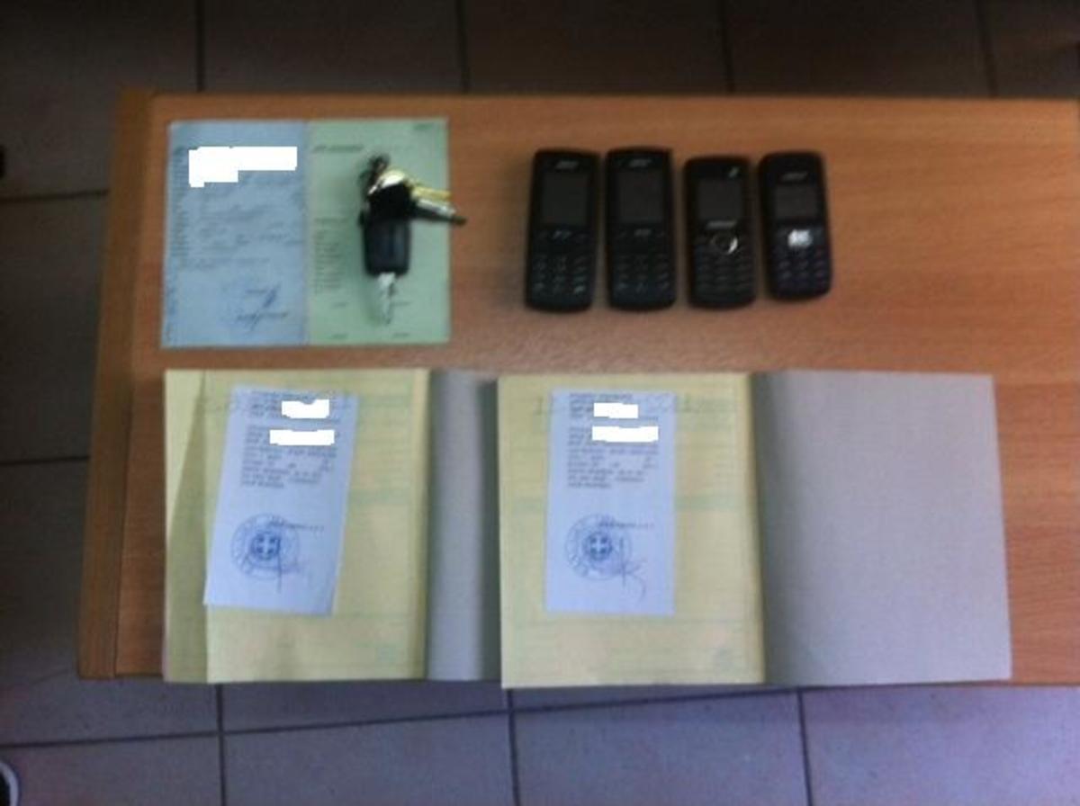 Λευκάδα: Πήγαιναν «βόλτα» τα… πλαστά τιμολόγια και έπεσαν σε μπλόκο αστυνομικών – ΦΩΤΟ | Newsit.gr