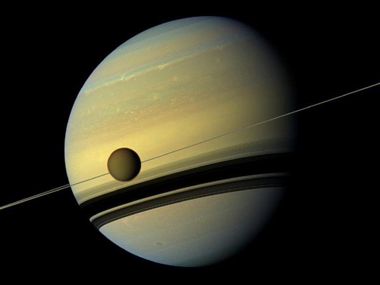 Αλλαγές εποχών στον Τιτάνα ανακάλυψε Ελληνίδα αστρονόμος | Newsit.gr