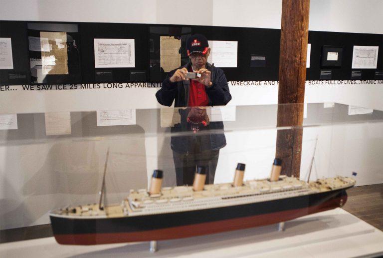 Δημοπρασία αναμνηστικών από το ναυάγιο του Τιτανικού | Newsit.gr