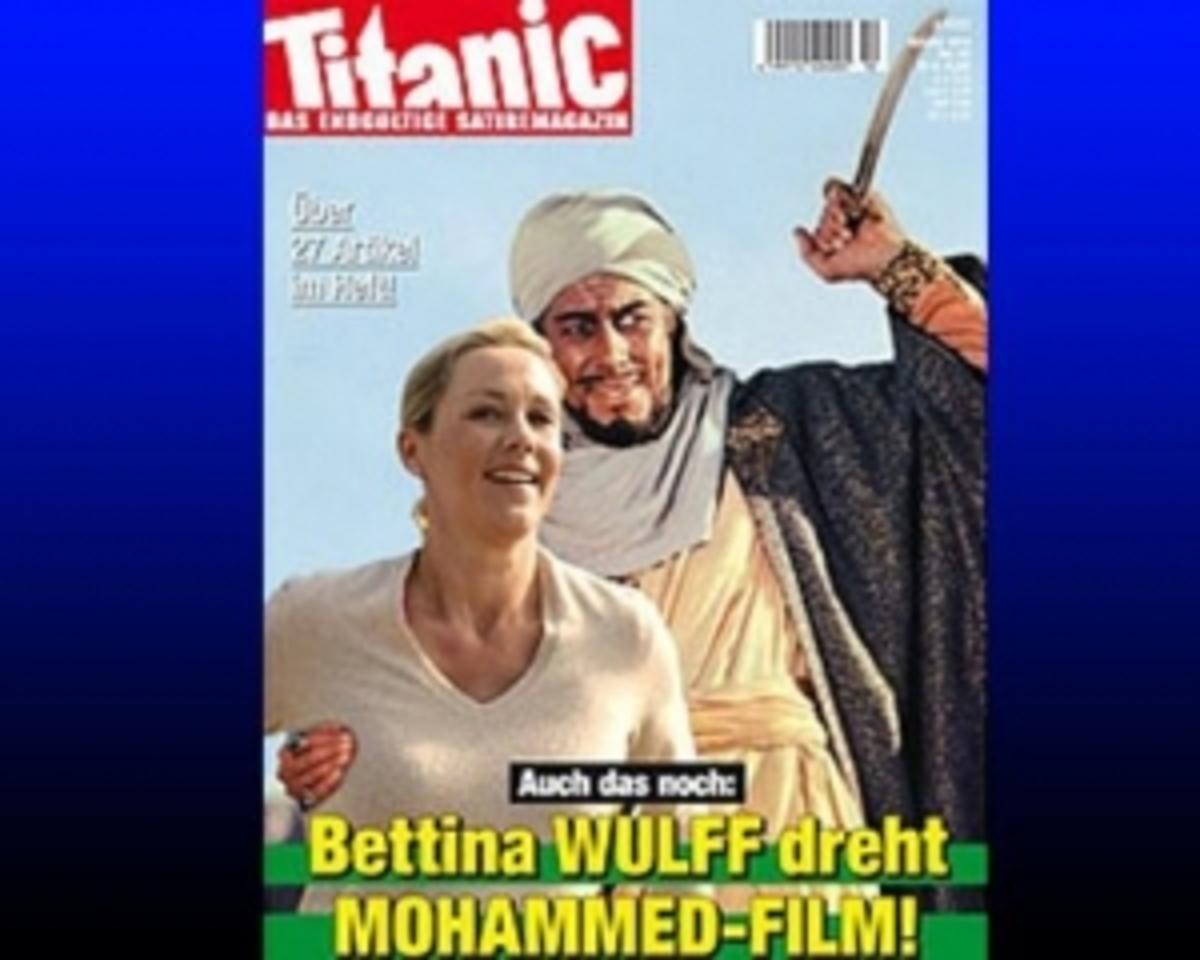 Τώρα και γερμανικές γελοιογραφίες του Μωάμεθ | Newsit.gr