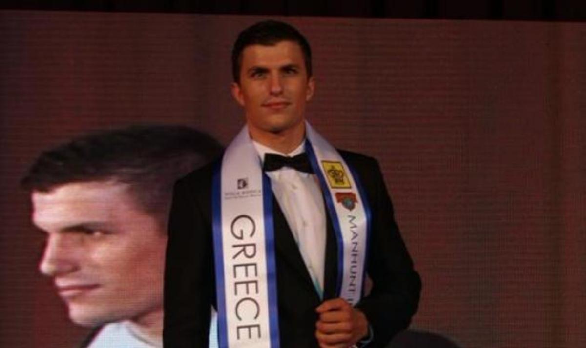 Ο Έλληνας που βγήκε ανάμεσα στους 12 ωραιότερους  άνδρες του κόσμου!   Newsit.gr