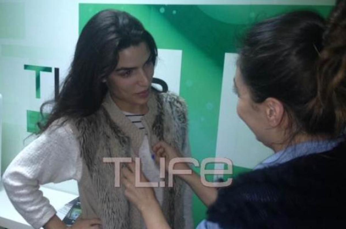 T. Σωτηροπούλου: Το Bond girl ήρθε στα γραφεία του TLIFE! Μάθε γιατί!   Newsit.gr