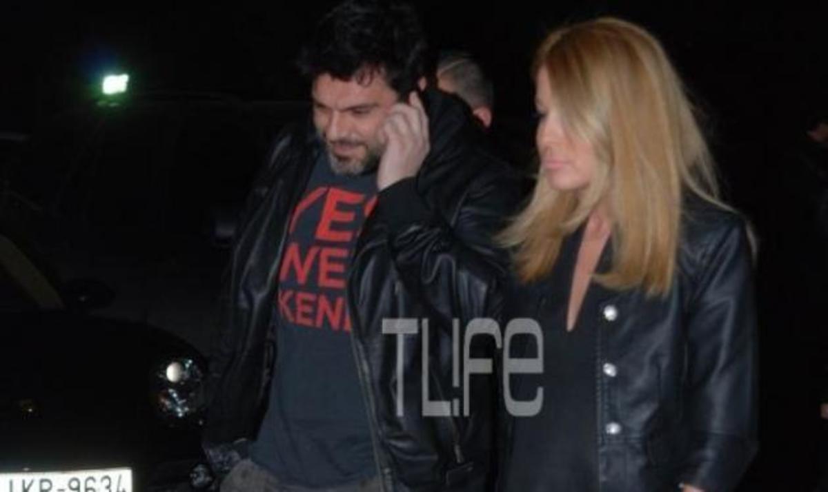 Ποιος είναι ο νέος έρωτας του Τ. Μαυρίδη που τον έκανε να χαμογελάσει ξανά | Newsit.gr
